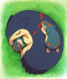 sleep by huiro