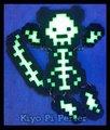 Mini-Skelly Ragdoll (Original Design) by KiyoPi