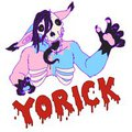 Yorick Badge by f0xx0rzz