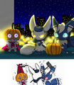 Look at my Halloween Costume! by WinickLim