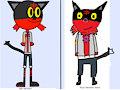My Version Of Devyn by TripleSixDog