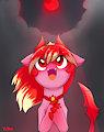 Praise the bloodmoon by Potzm