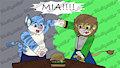 Gift from Moroni by bluedigitalcat