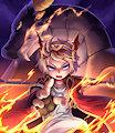 Heroes of Maple - Dragon Master by Nurinaki