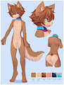 Yet Another Ref Sheet by Kiggles