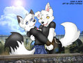 Me and My Foxie by CLArctos