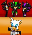 Shadow androids by Soulyagami64