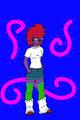 Koala girl colored by Ninjakamisma
